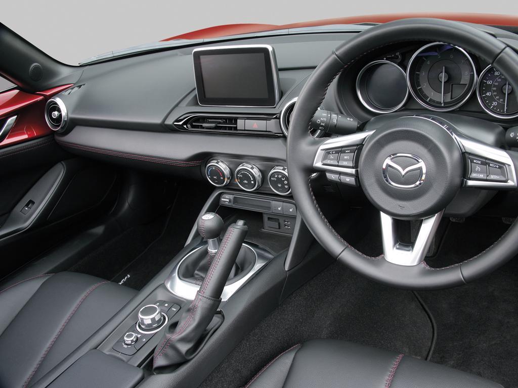 Mazda MX-5 1.5 132 SE-L 2dr