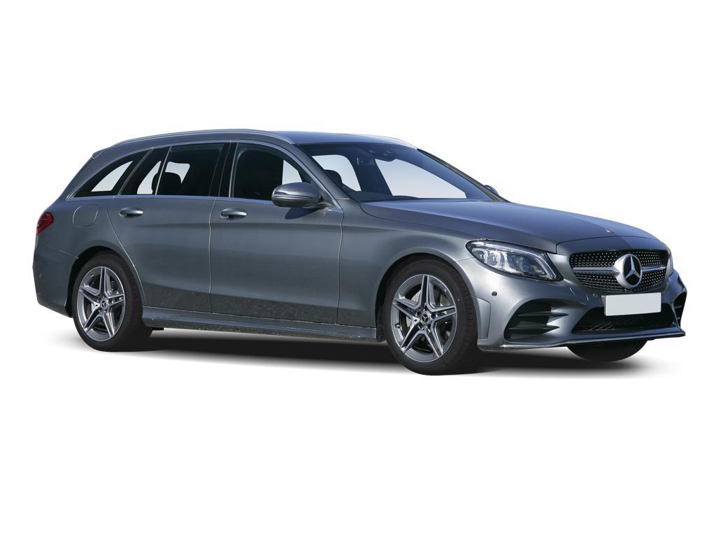 Mercedes-Benz C Class C300e AMG Line Night Ed Premium Plus 5dr 9G-Tronic