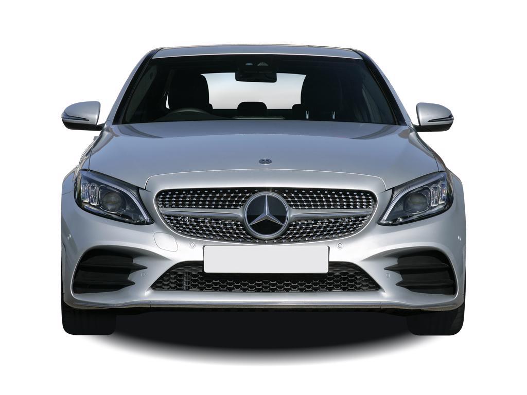 Mercedes-Benz C Class C300d AMG Line Night Ed Premium Plus 4dr 9G-Tronic