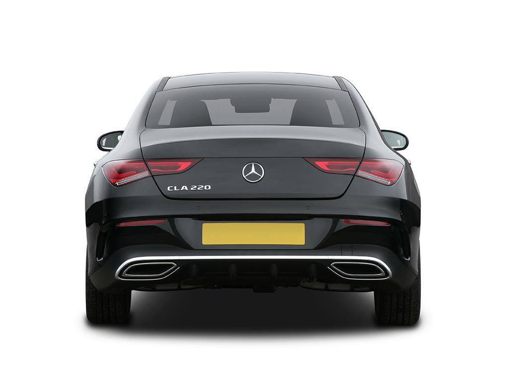 Mercedes-Benz Cla CLA 220d AMG Line Premium Plus 4dr Tip Auto