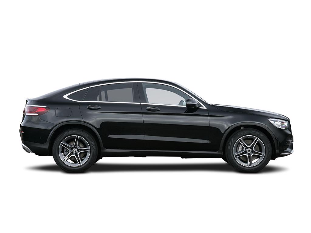 Mercedes-Benz GLC Coupe GLC 220d 4Matic AMG Line 5dr 9G-Tronic