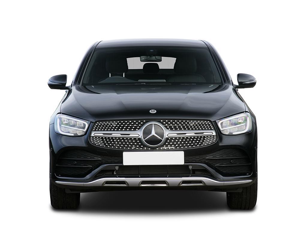 Mercedes-Benz GLC Coupe GLC 300de 4Matic AMG Line 5dr 9G-Tronic