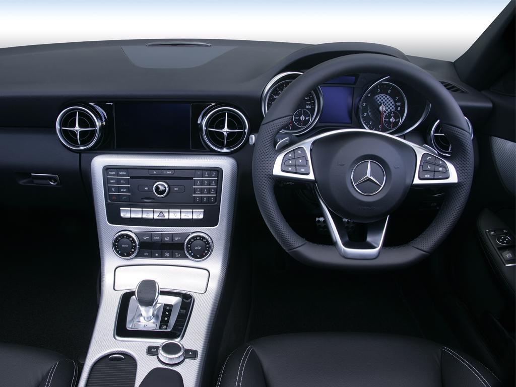 Mercedes-Benz SLC SLC 200 Final Edition 2dr
