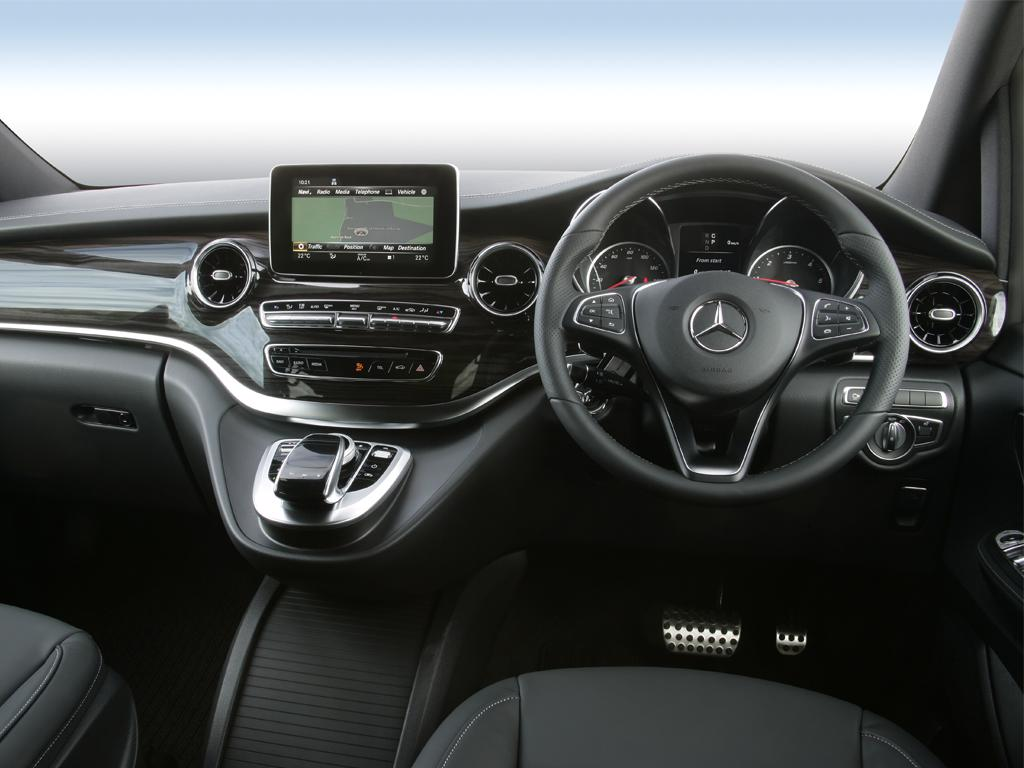 Mercedes-Benz V Class V220 d AMG Line 5dr 9G-Tronic