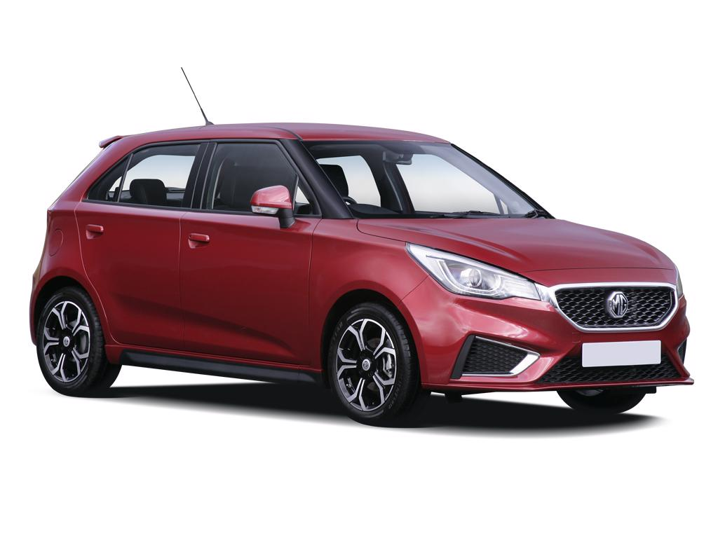 MG Motor UK MG3 1.5 VTi-TECH Exclusive 5dr Navigation