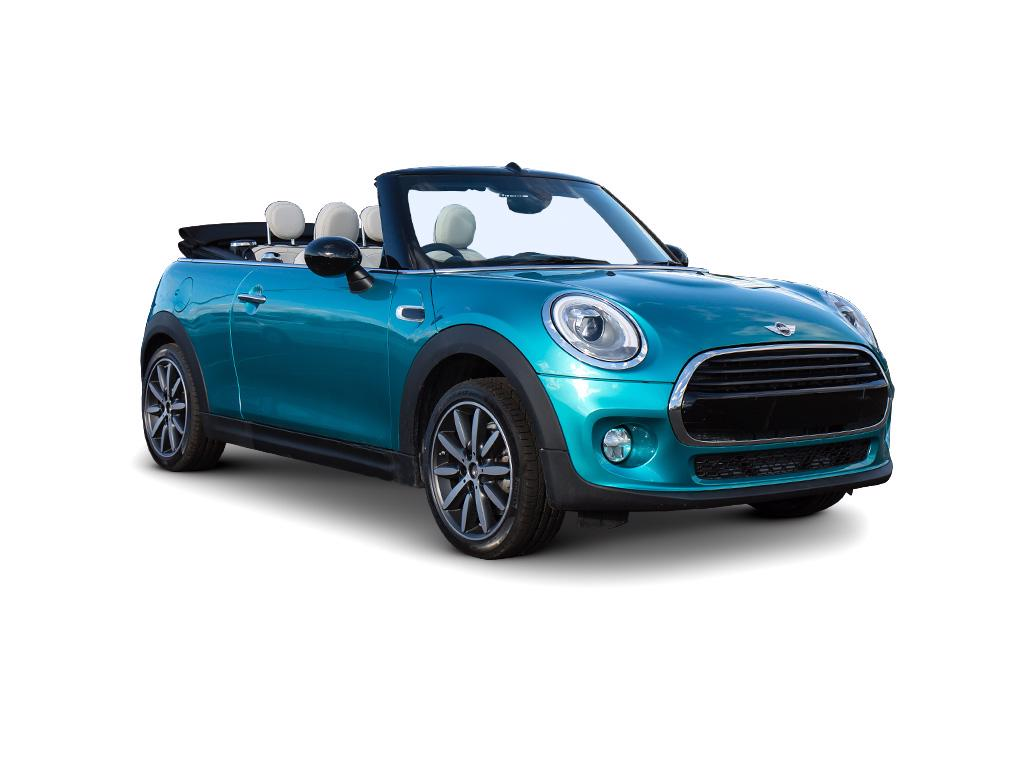 MINI Convertible 2.0 178 Cooper S Exclusive II 2dr Auto Nav Pk