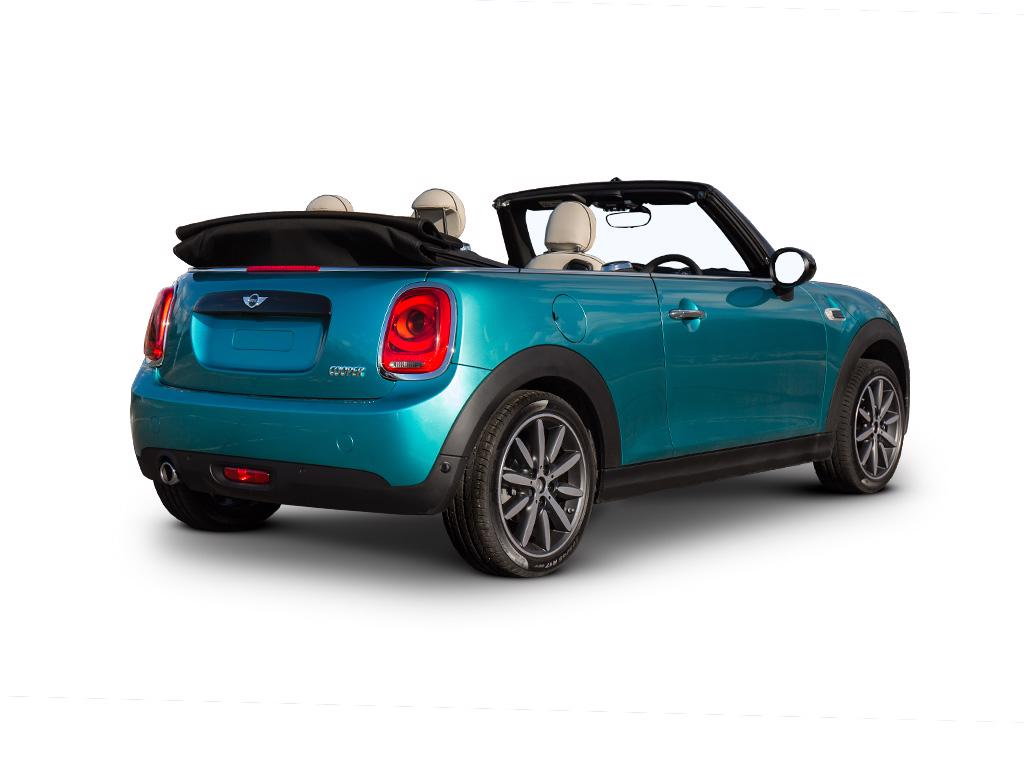 MINI Convertible 1.5 Cooper Exclusive II 2dr Comfort Pack