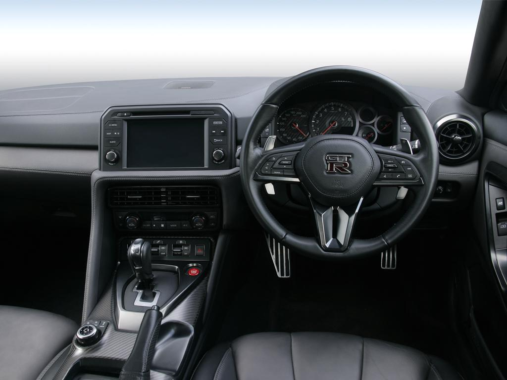 Nissan GT-R 3.8 V6 570 50th Anniversary 2dr Auto