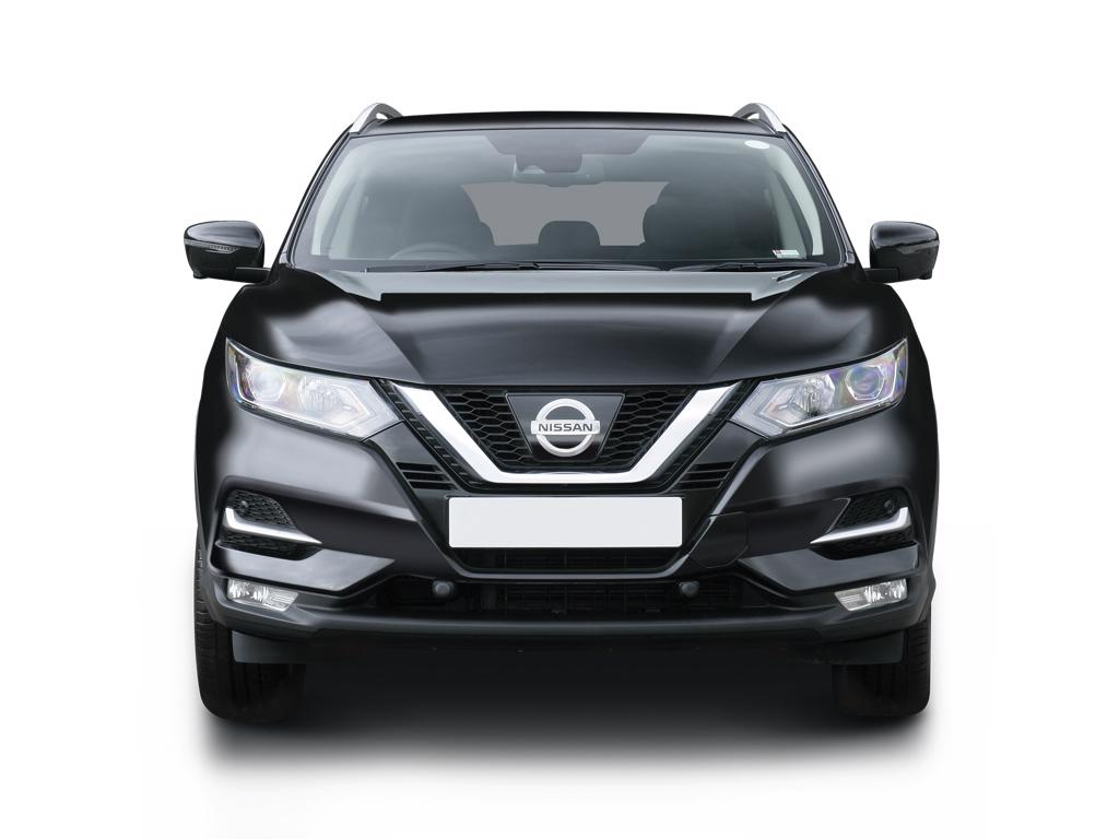 Nissan Qashqai 1.3 DiG-T 160 157 N-Connecta 5dr DCT Glass Roof