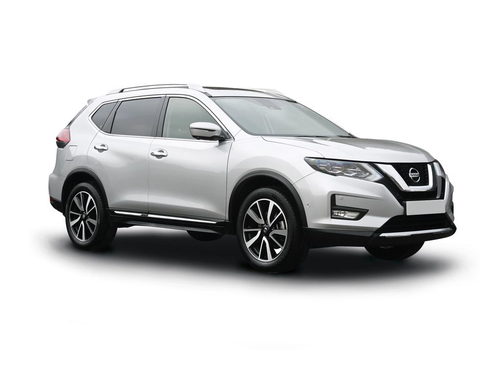Nissan X-Trail 1.7 dCi Visia Smart Vision Pack 5dr 7 Seat
