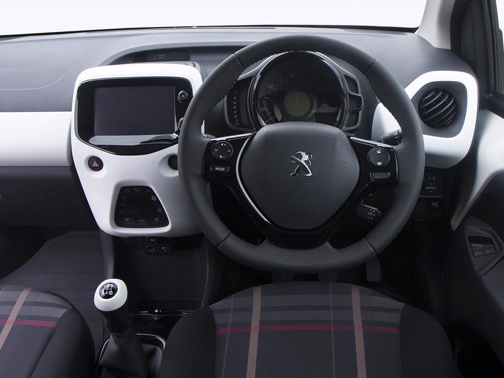 Peugeot 108 1.0 72 Allure 3dr