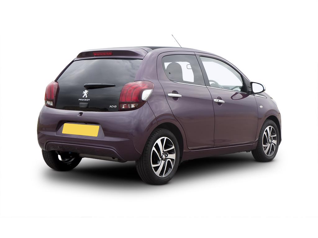 Peugeot 108 1.0 72 Collection 5dr (Top)