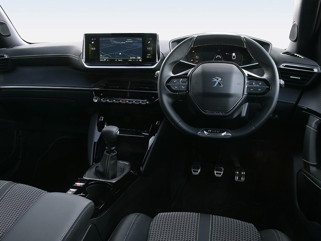Peugeot 2008 100kW Allure 50kWh 5dr Auto