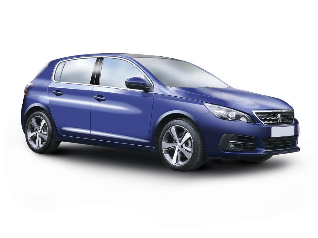 Peugeot 308 1.5 BlueHDi 130 Allure 5dr Digital i-Cockpit