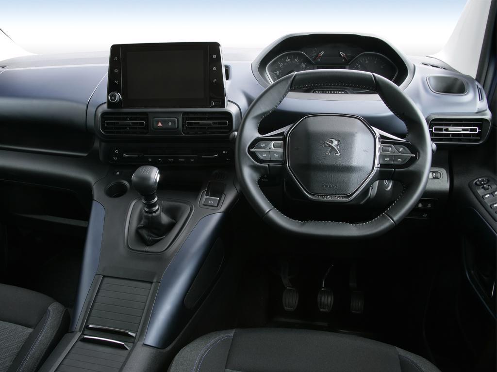 Peugeot Rifter 1.2 PureTech Allure 7 Seats 5dr