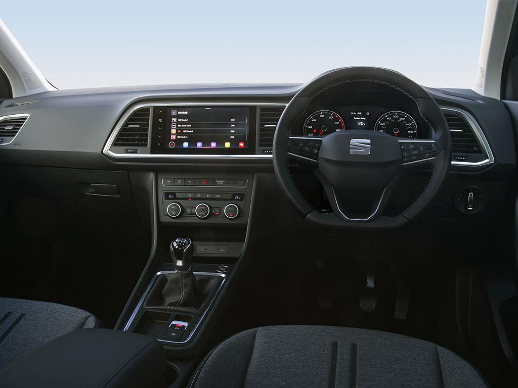 SEAT Ateca 2.0 TDI 150 FR 5dr