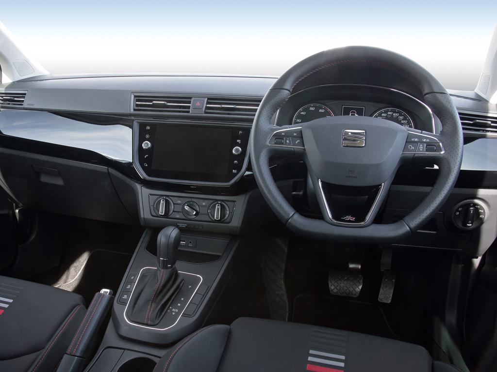 SEAT Ibiza 1.0 TSI 95 SE Technology EZ 5dr