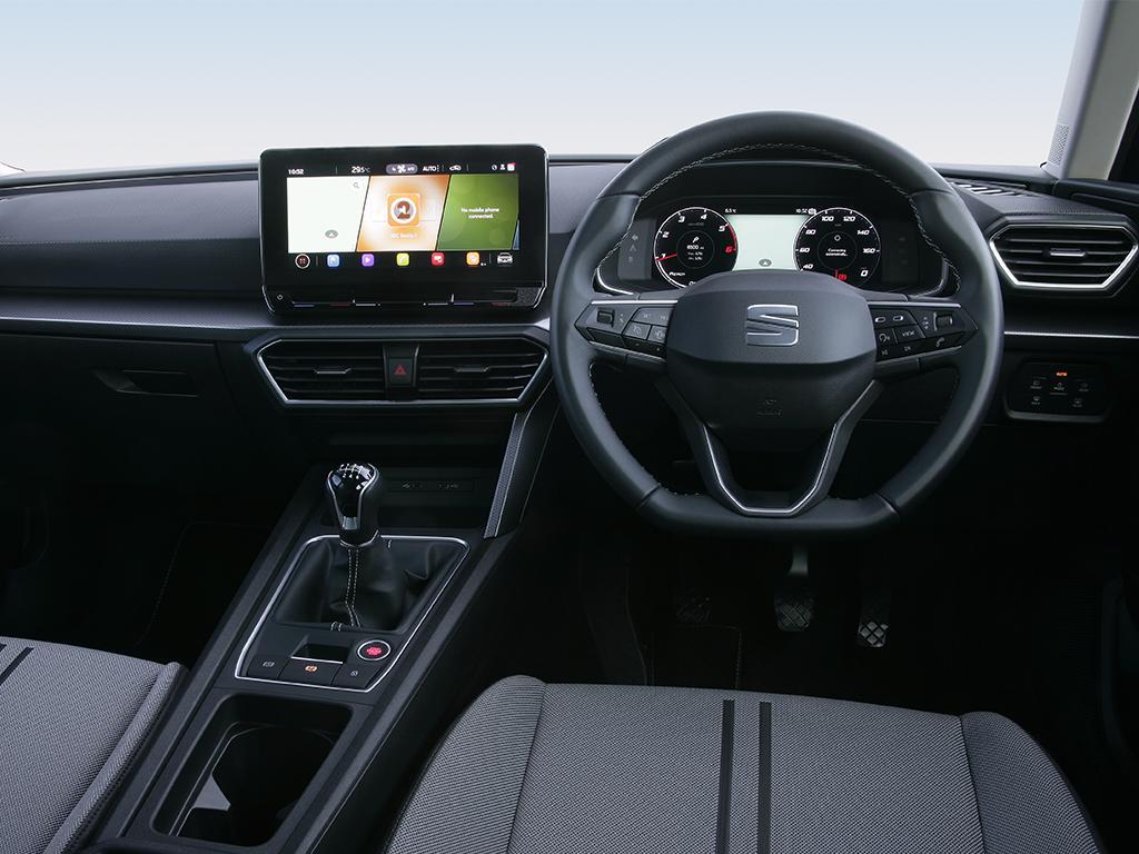 SEAT Leon 1.4 eHybrid FR 5dr DSG