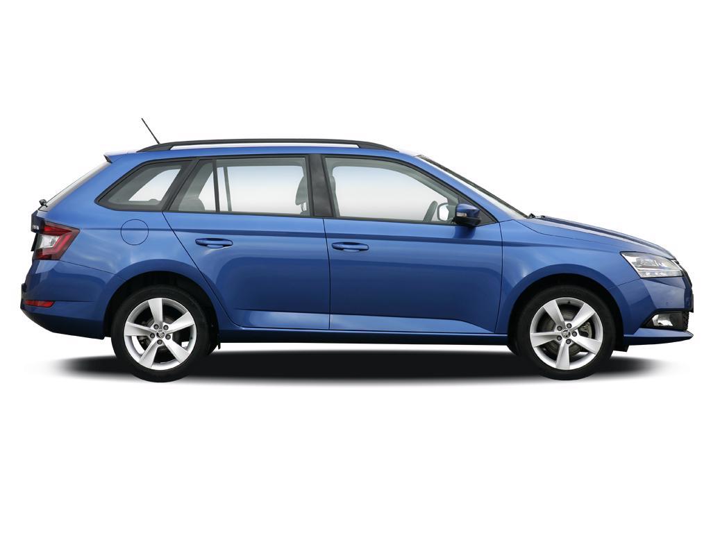 Skoda Fabia Estate 1 0 Tsi Se 5dr Dsg Car Leasing Deals All Car Leasing