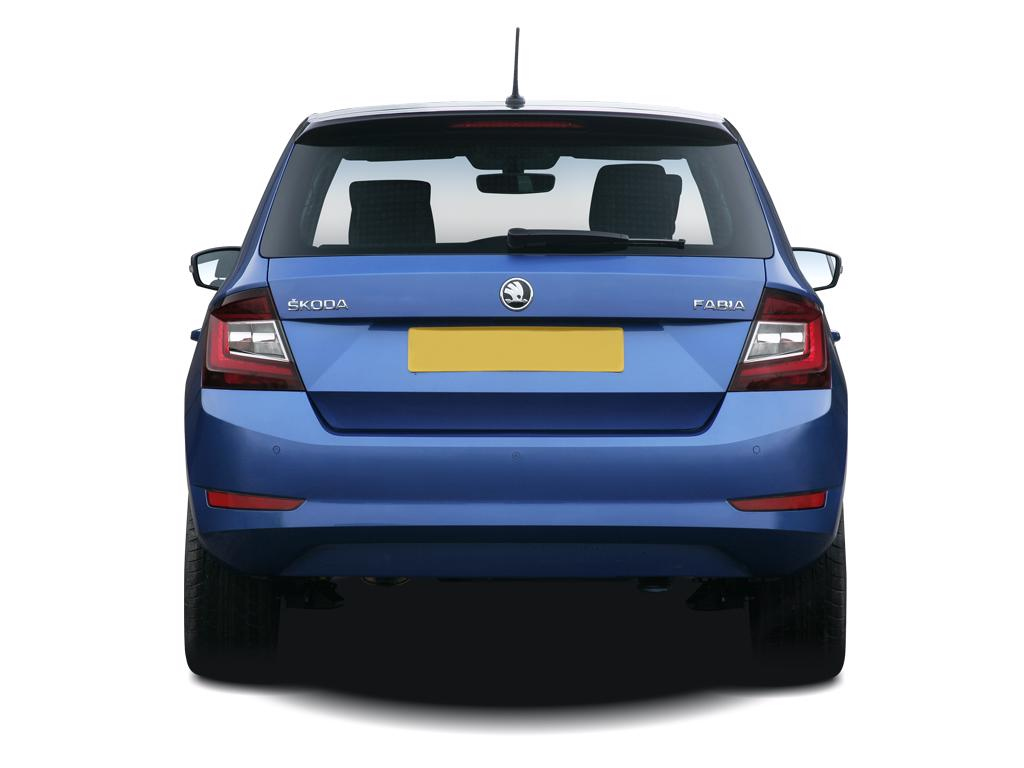 Škoda Fabia 1.0 TSI SE 5dr