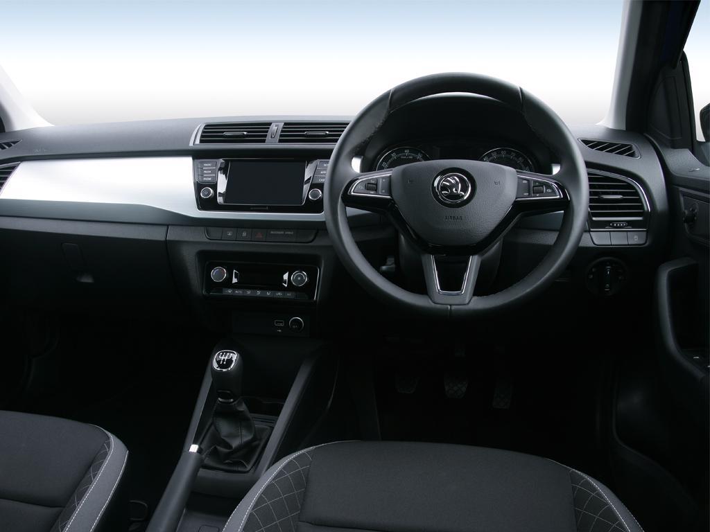 Škoda Fabia 1.0 TSI SE L 5dr