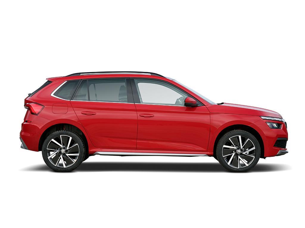 Škoda Kamiq 1.5 TSI SE L 5dr