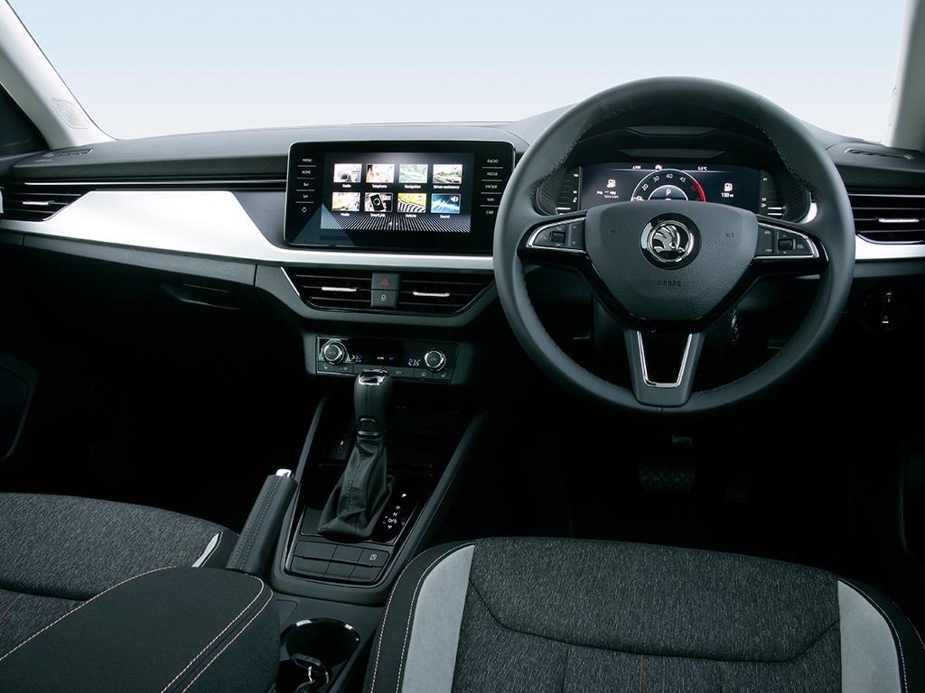 Škoda Kamiq 1.5 TSI Monte Carlo 5dr