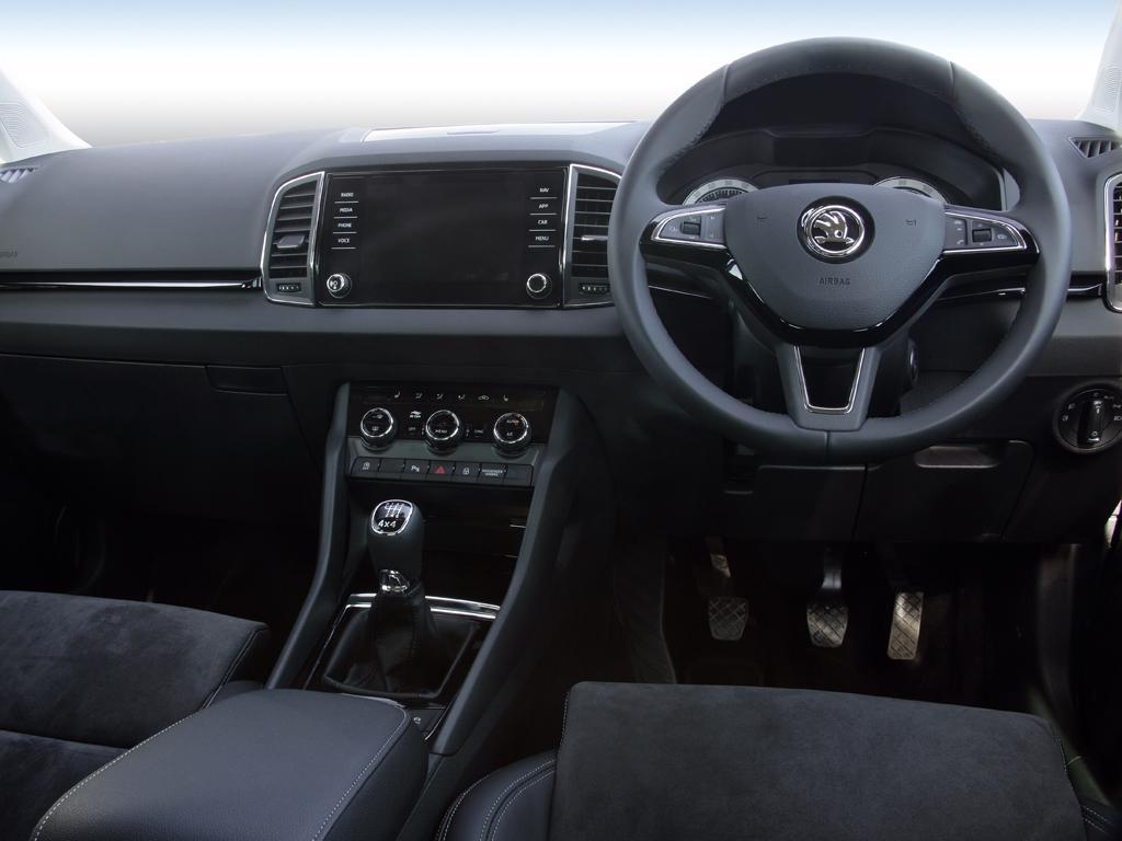 Škoda Karoq 2.0 TDI 116 SE Technology 5dr