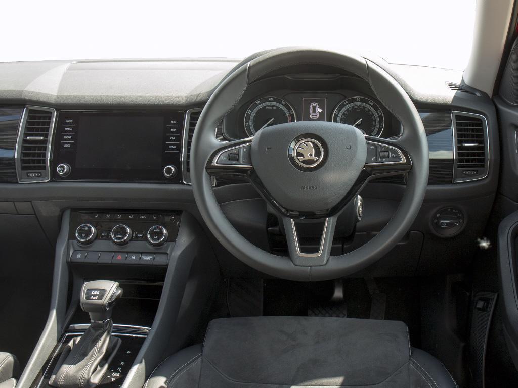 Škoda Kodiaq 2.0 TDI Sport Line 4x4 5dr DSG 7 Seat