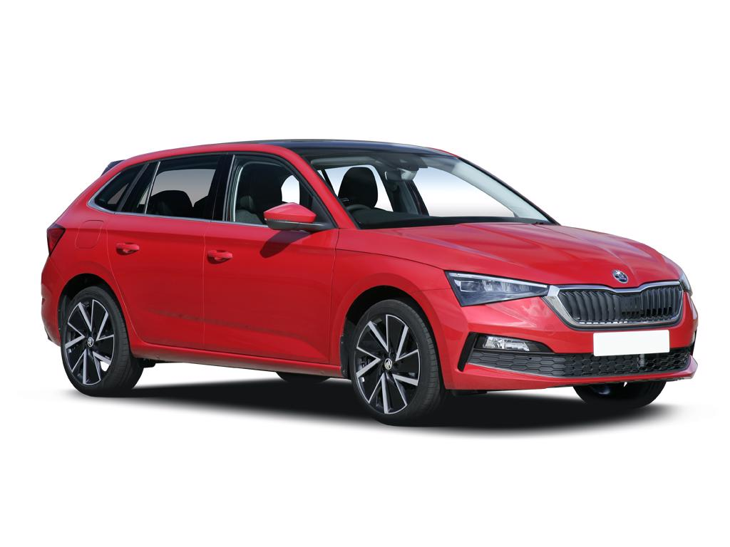 Škoda Scala 1.5 TSI SE Technology 5dr