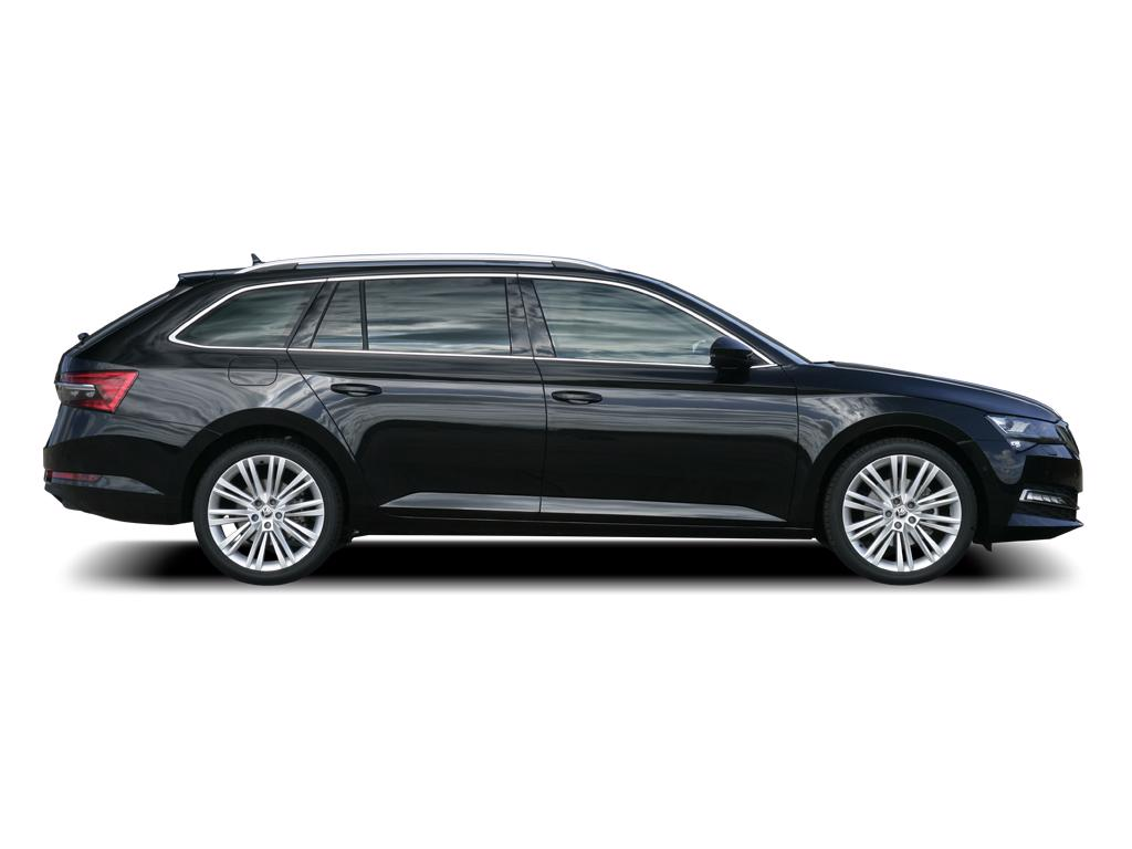 Škoda Superb 2.0 TDI CR SE L 5dr