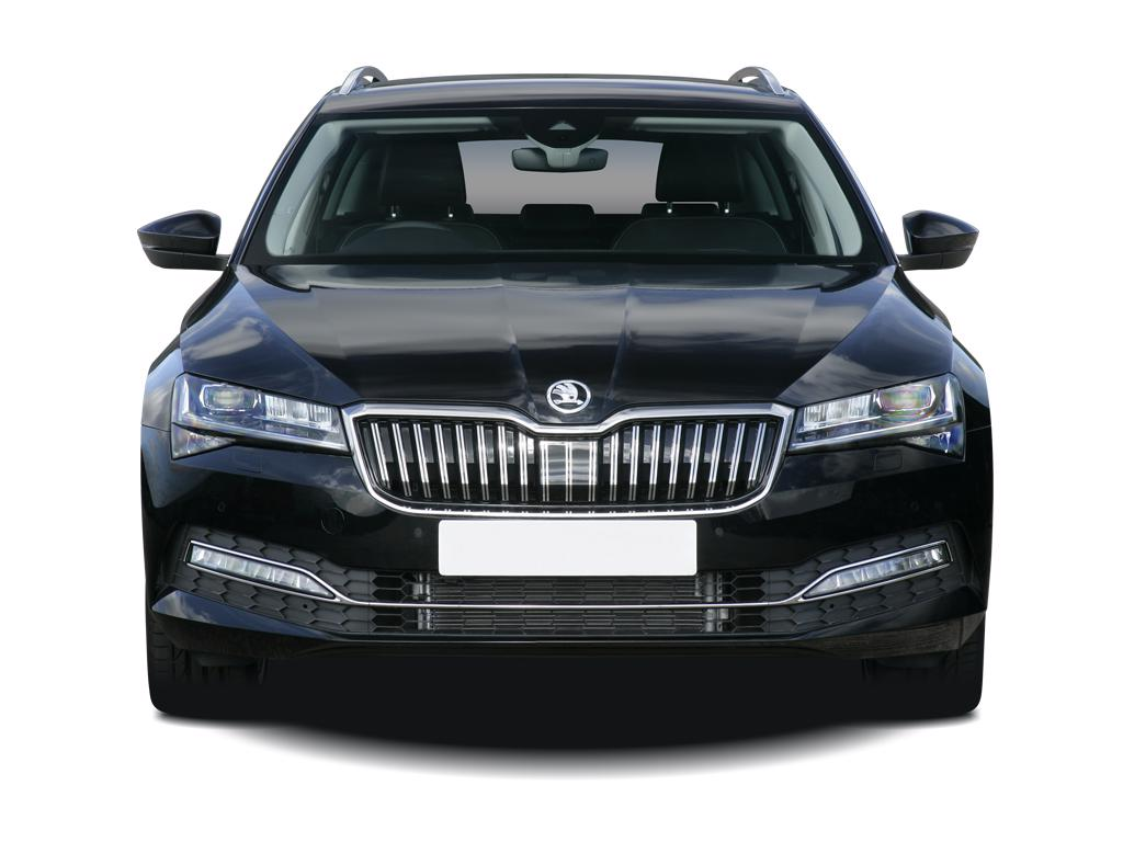 Škoda Superb 2.0 TDI CR SE 5dr DSG