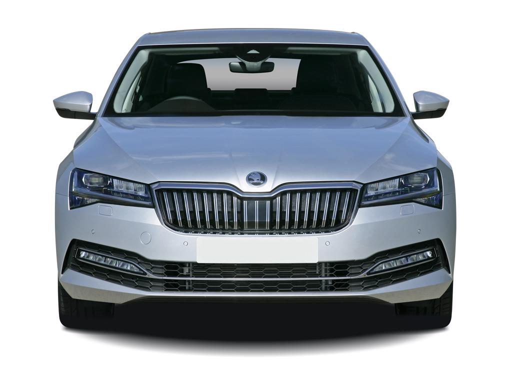 Škoda Superb 2.0 TDI CR SE 5dr