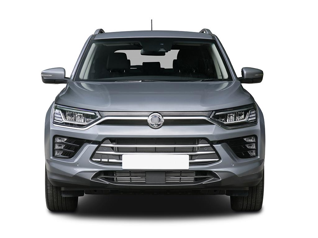 Ssangyong Korando 1.5 Ultimate 5dr Auto
