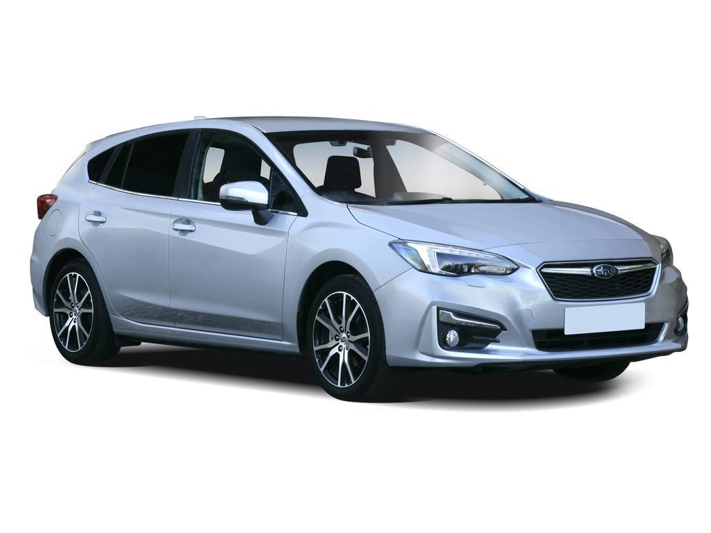 Subaru Impreza 1.6i SE 5dr Lineartronic