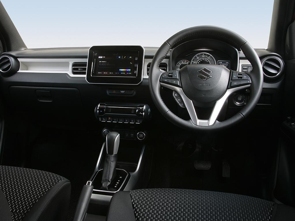 Suzuki Ignis 1.2 Dualjet 12V Hybrid SZ5 5dr