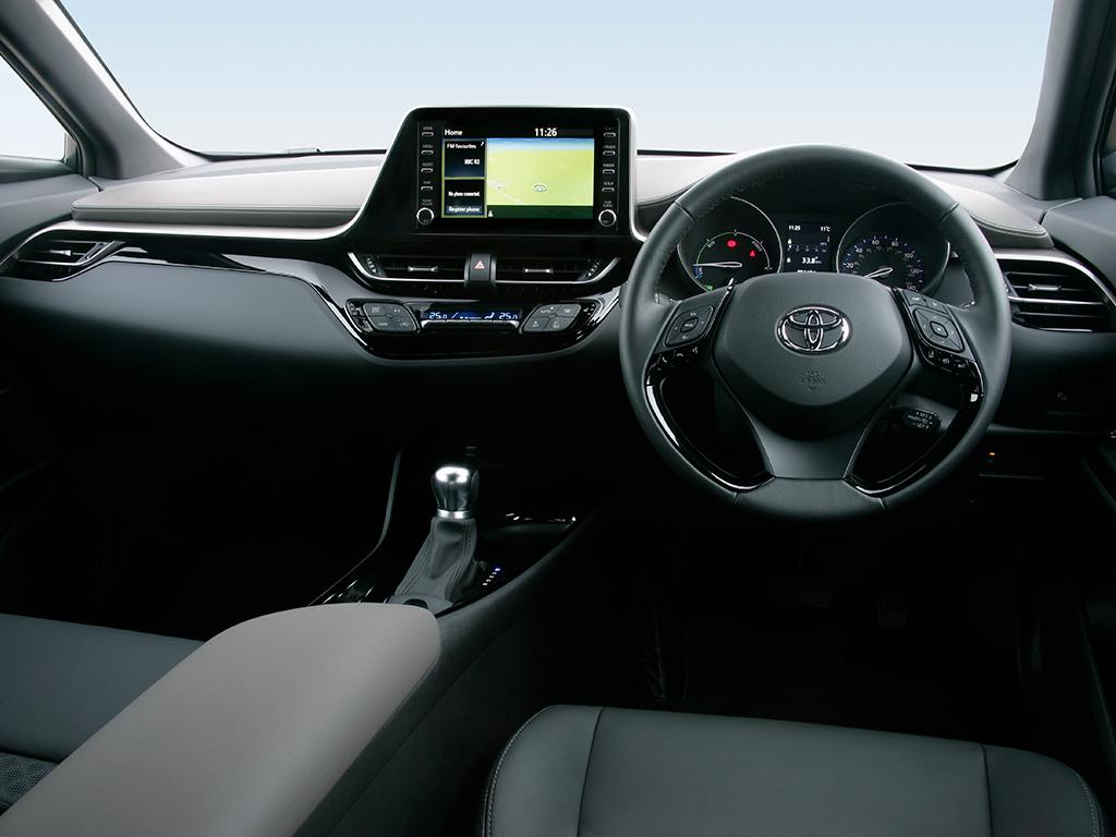Toyota C-HR 1.8 Hybrid Icon 5dr CVT Tech