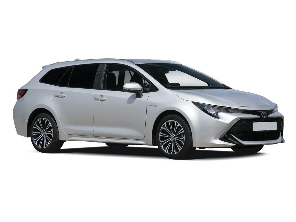 Toyota Corolla 2.0 VVT-i Hybrid Icon Tech 5dr CVT