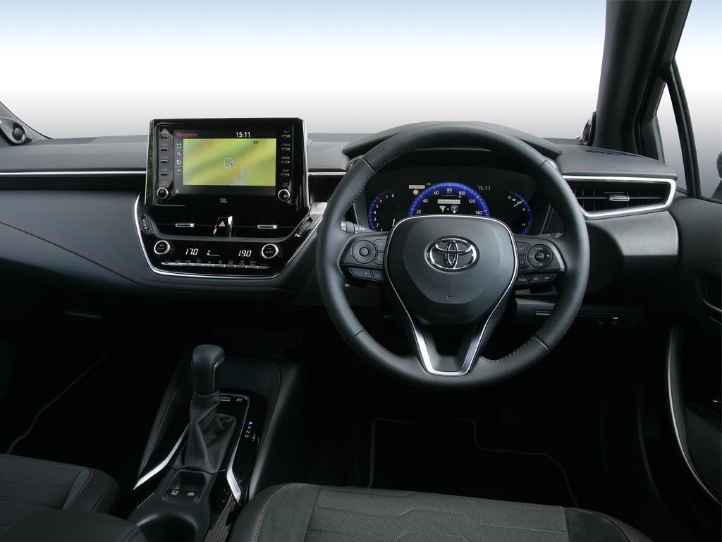 Toyota Corolla 2.0 VVT-i Hybrid Icon 5dr CVT