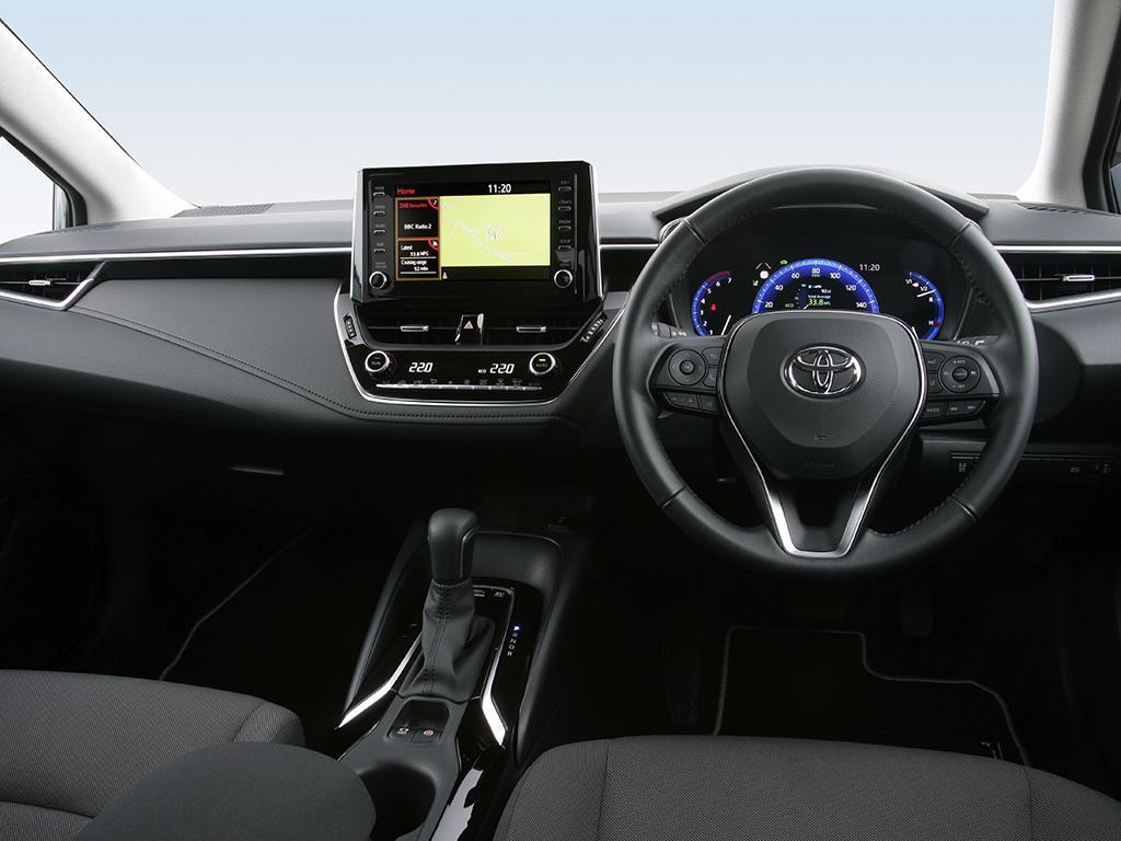 Toyota Corolla 1.8 VVT-i Hybrid Icon 4dr CVT