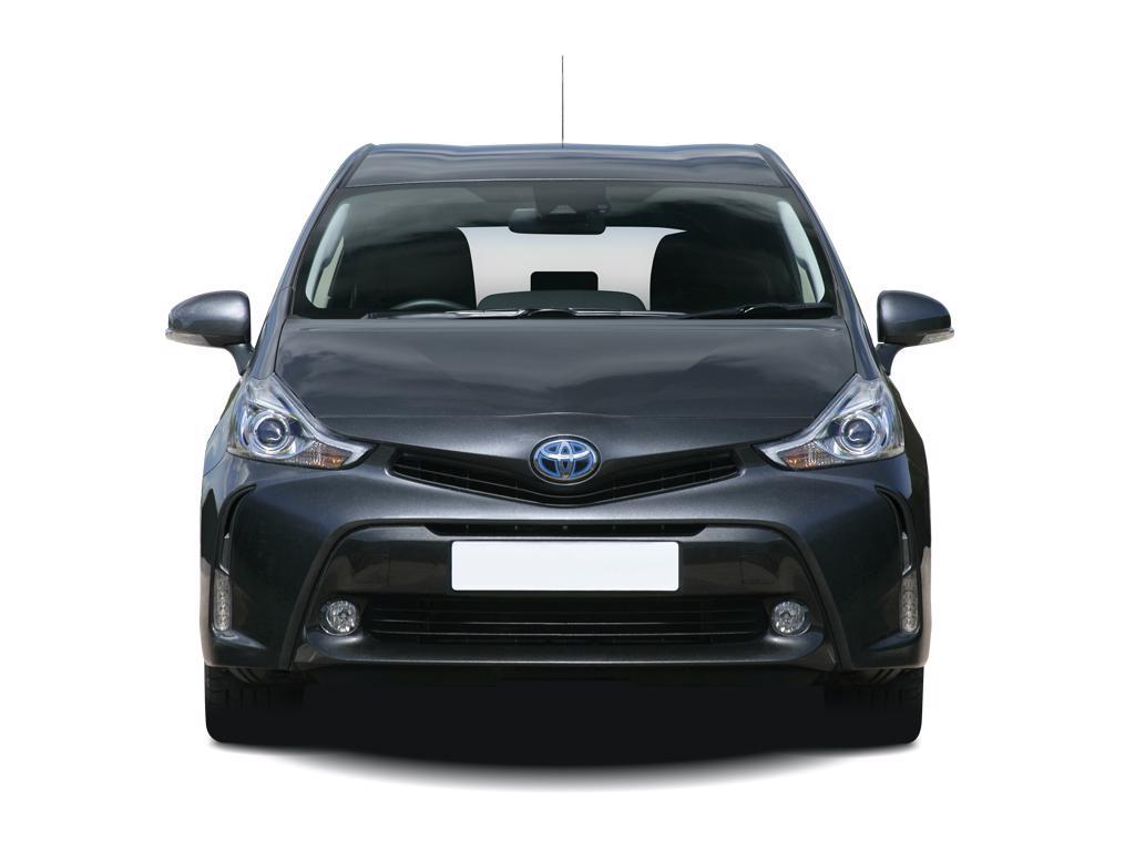 Toyota Prius+ 1.8 VVTi Icon TSS 5dr CVT Auto