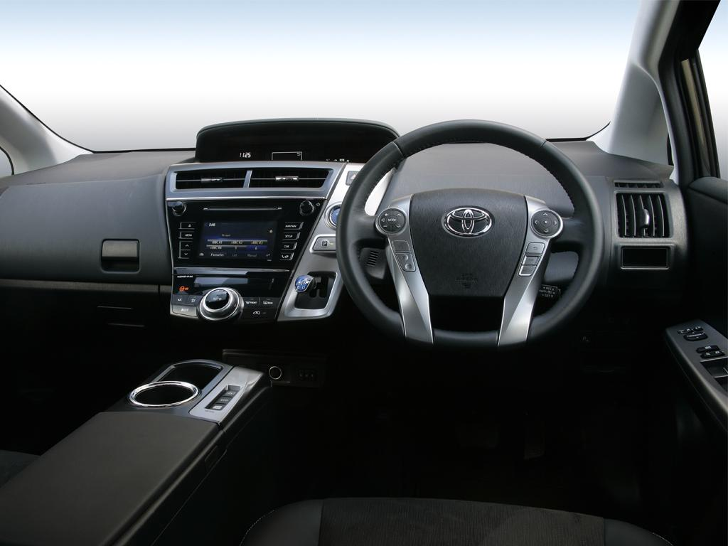 Toyota Prius+ 1.8 VVTi Icon TSS 5dr CVT Auto Nav