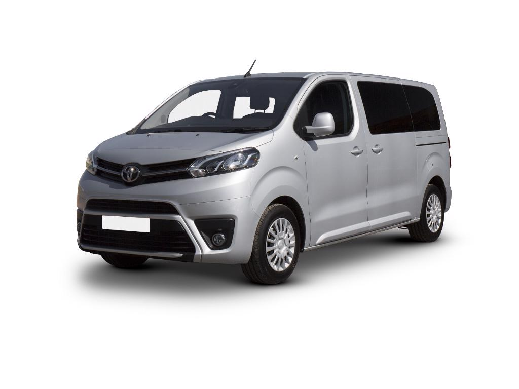 Toyota Proace Verso 2.0D 180 Family Medium 5dr Auto 8 speed
