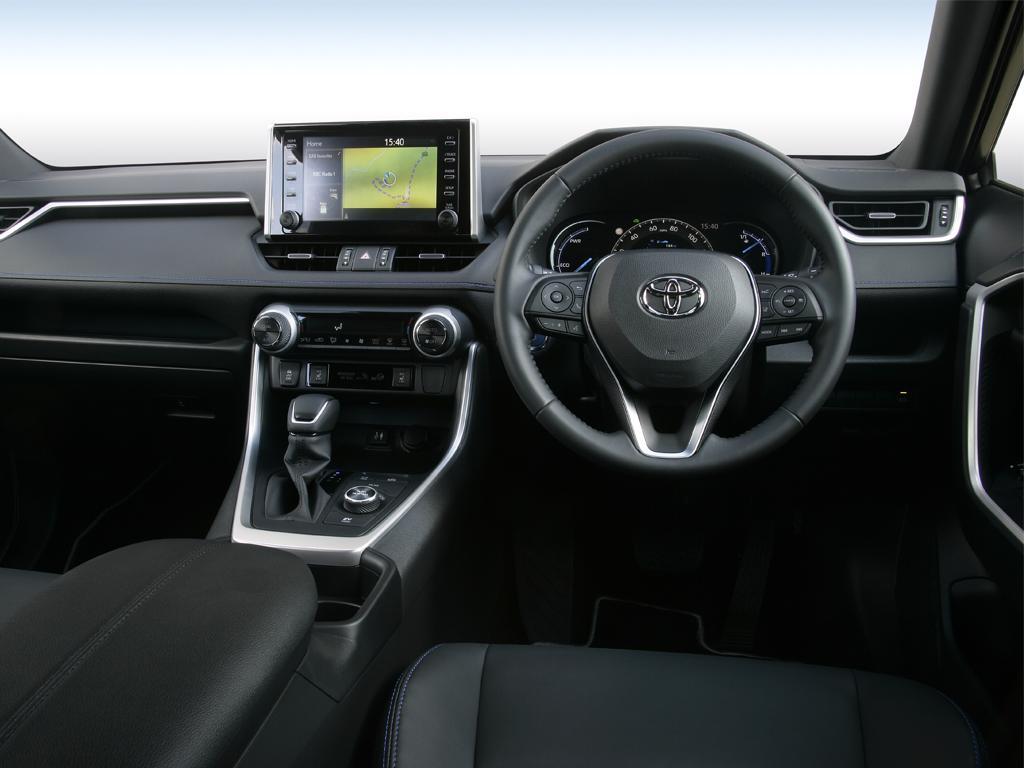 Toyota RAV4 2.5 VVT-i Hybrid Icon 5dr CVT 2WD
