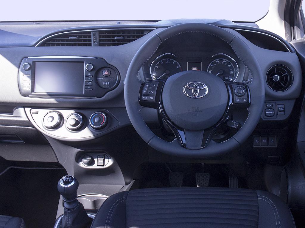 Toyota Yaris 1.5 VVT-i Y20 5dr Bi-tone