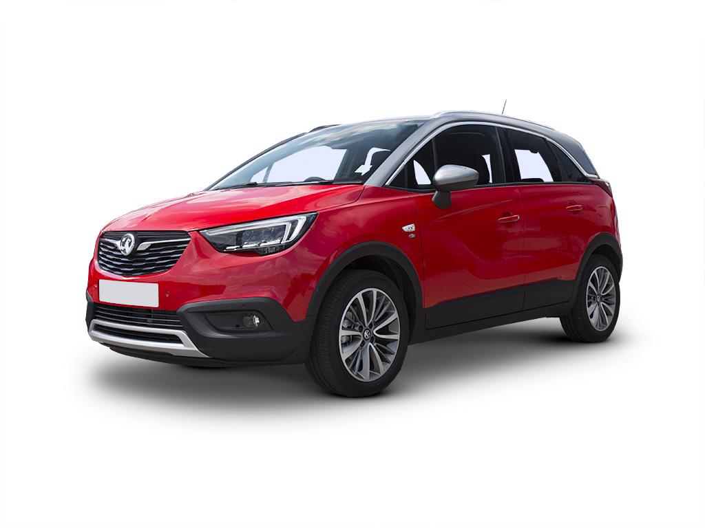 Vauxhall Crossland X 1.2T 110 Griffin 5dr 6 Spd Start Stop
