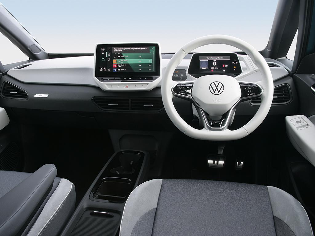 Volkswagen id.3 150kW Business Pro Performance 62kWh 5dr Auto