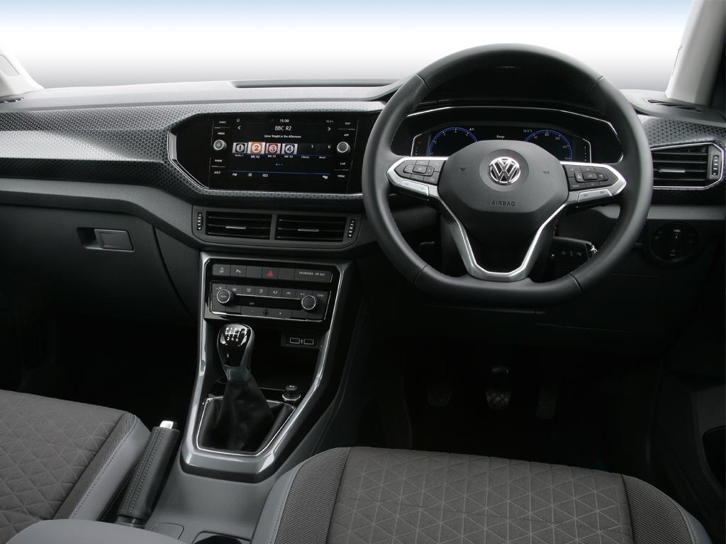 Volkswagen T-Cross 1.0 TSI 110 R-Line 5dr