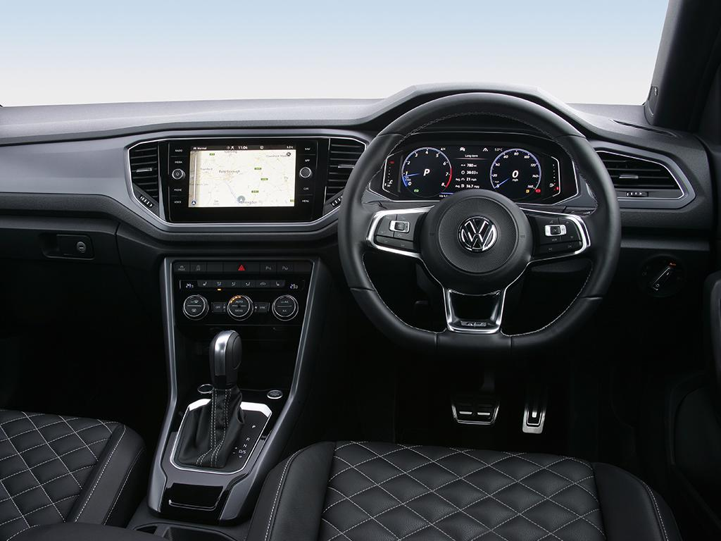 Volkswagen T-ROC 1.0 TSI 110 Design 2dr