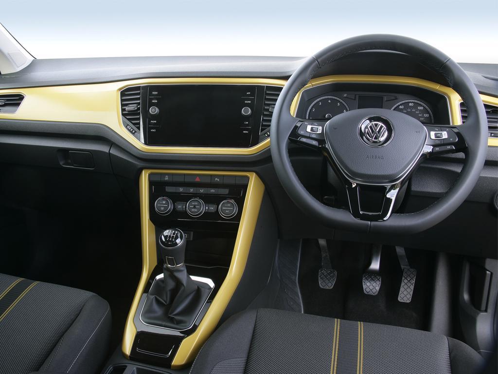 Volkswagen T-ROC 1.0 TSI 110 S 5dr